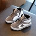 Das crianças de lazer shoes, plana moda children's shoes, conforto das crianças respiráveis shoes, não-deslizamento das crianças tênis