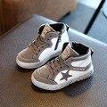 De ocio de los niños shoes, plano de la manera children's shoes, comodidad transpirable niños shoes, antideslizante de los niños zapatillas de deporte