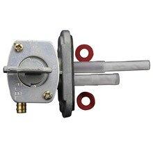 GOOFIT Gas Fuel Shut Off Valve Switch for 50cc 110cc 150cc 250cc ATV Petcock 49mm/96mm M088-023-1