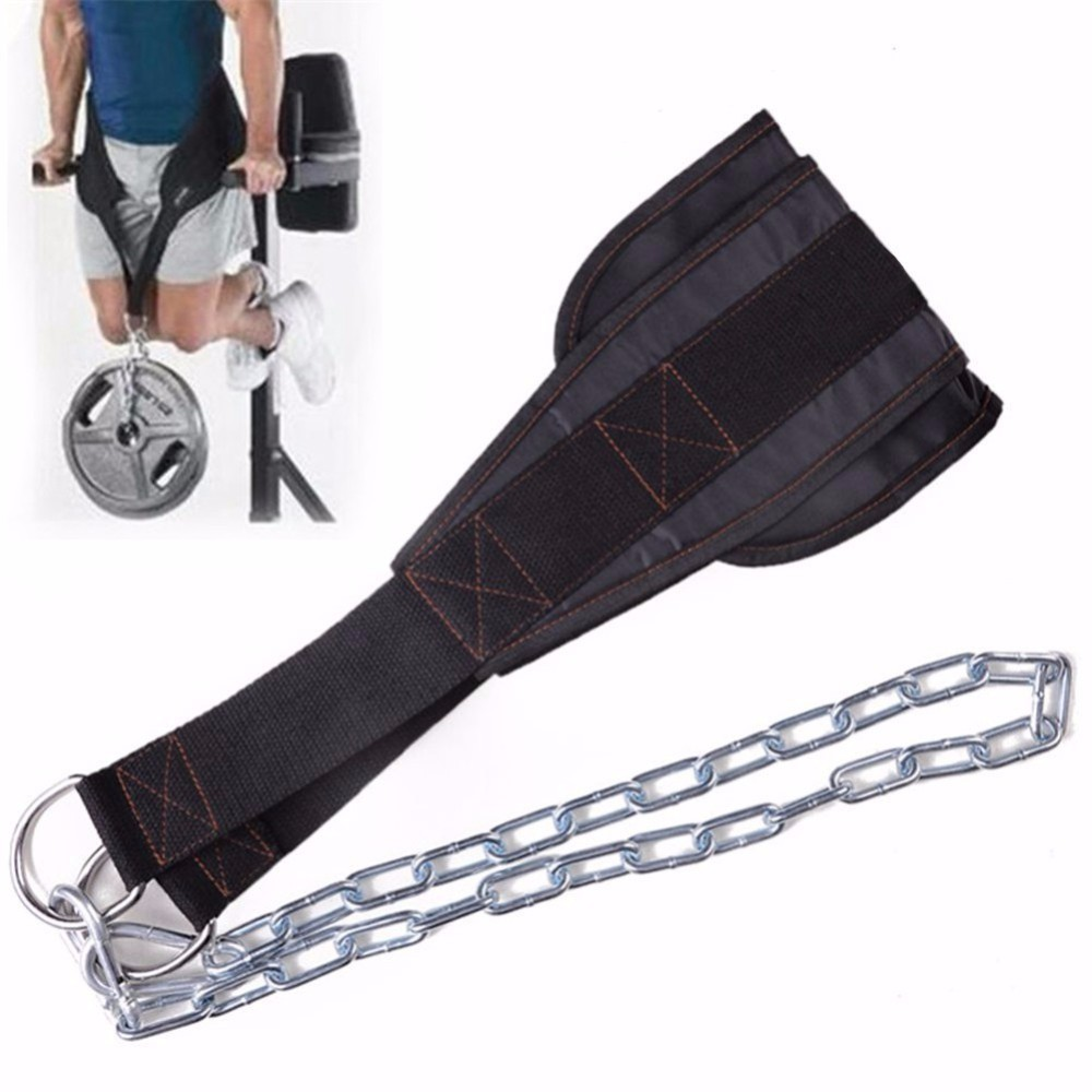 Weights Strength Belt Gym Building Training Apparatus Fitness Horizontal Bar Boxing Weightlifting Vest Accessories