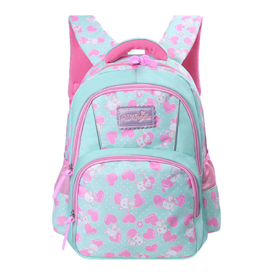 School Backpacks for Girls Women Backpack School Bags Mochila Escolar Children Kids Backpacks Fashion Schoolbag