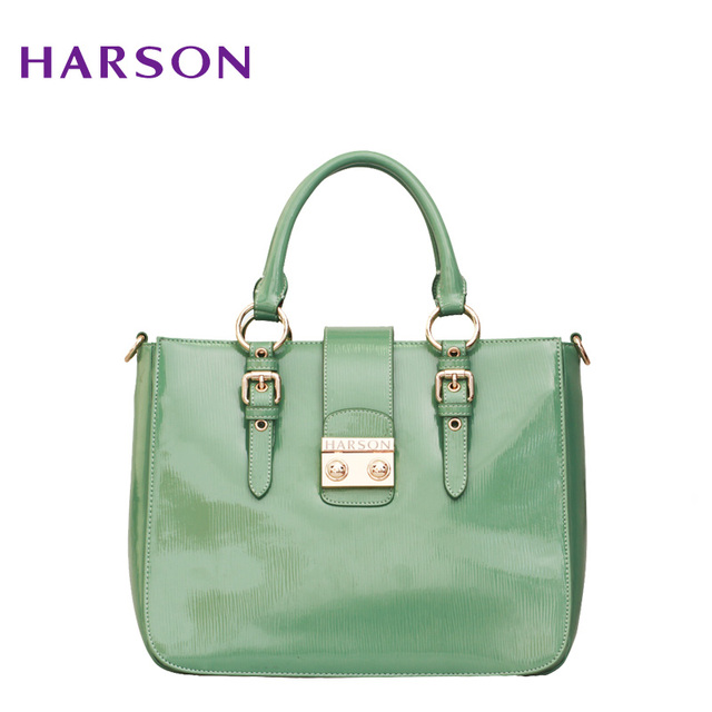 c4117e4c4375 Harson HASSON new arrival cowhide jelly bag work bag elegant women s handbag  hs34508