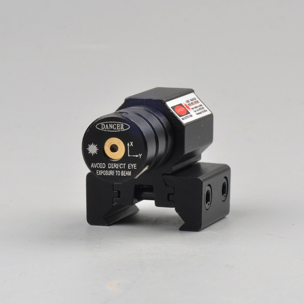Small Red Dot Laser Sight With 50 100 Meters Range 635