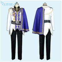 Ensemble Stars Akuma Ritsu Cosplay Costume Stage Performence Clothes , Perfect Custom for You !