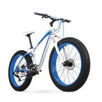 L260109/2017 new Snow beach bike / aluminum alloy / 27 speed oil dish / cross country mountain bike /Electrostatic paint