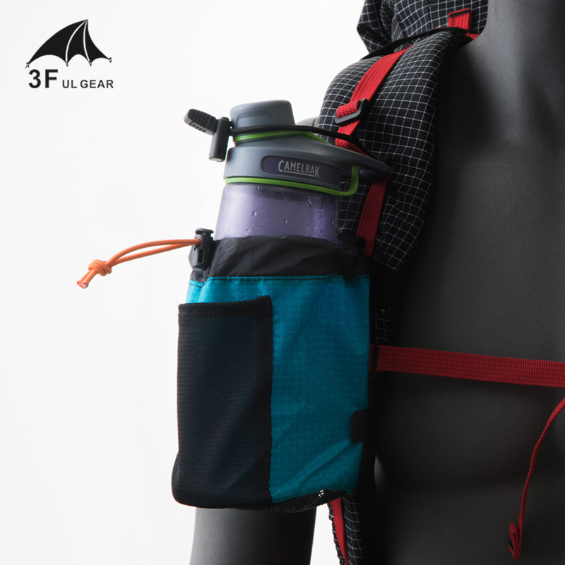 3F Ul Gear Outdoor Camping Climbing Bag Molle Wallet Pouch Purse Phone Case For Water Bottle Storage Bag Backpack Arm Bag