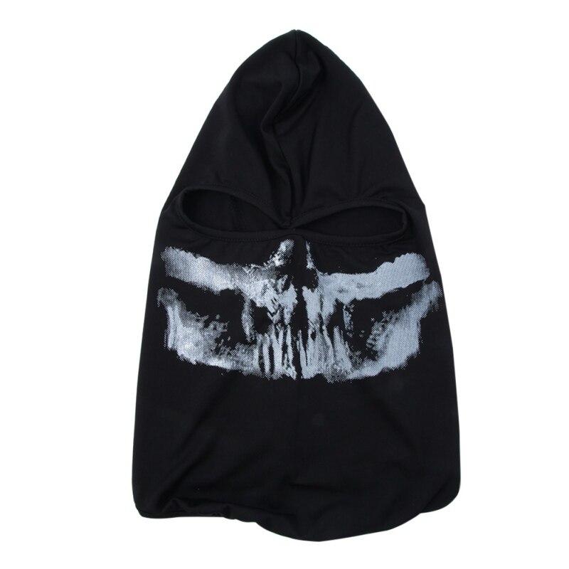 Balaclava Accessories Sun Skullies Ultra UV Protection Printed Full Face Mask Hat skullies