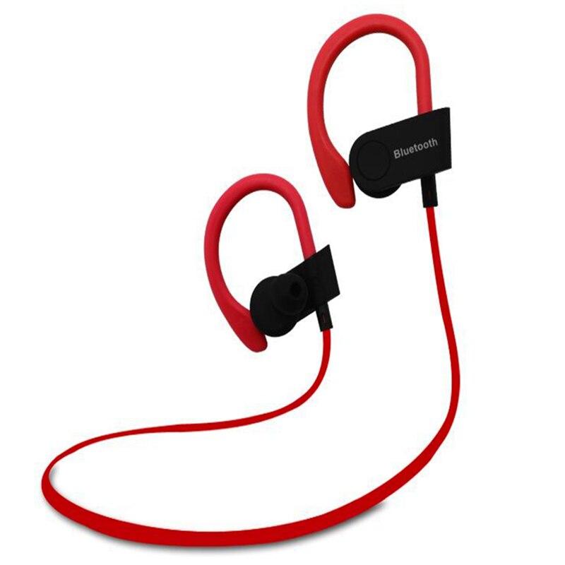 Portable Sport Earphone STN-444 Bluetooth Wireless Headphone Neckband Sweatproof Earhook Running Headset original zealot h1 sweatproof neckband sport stereo bluetooth earphone wireless headphone running headset with microphone