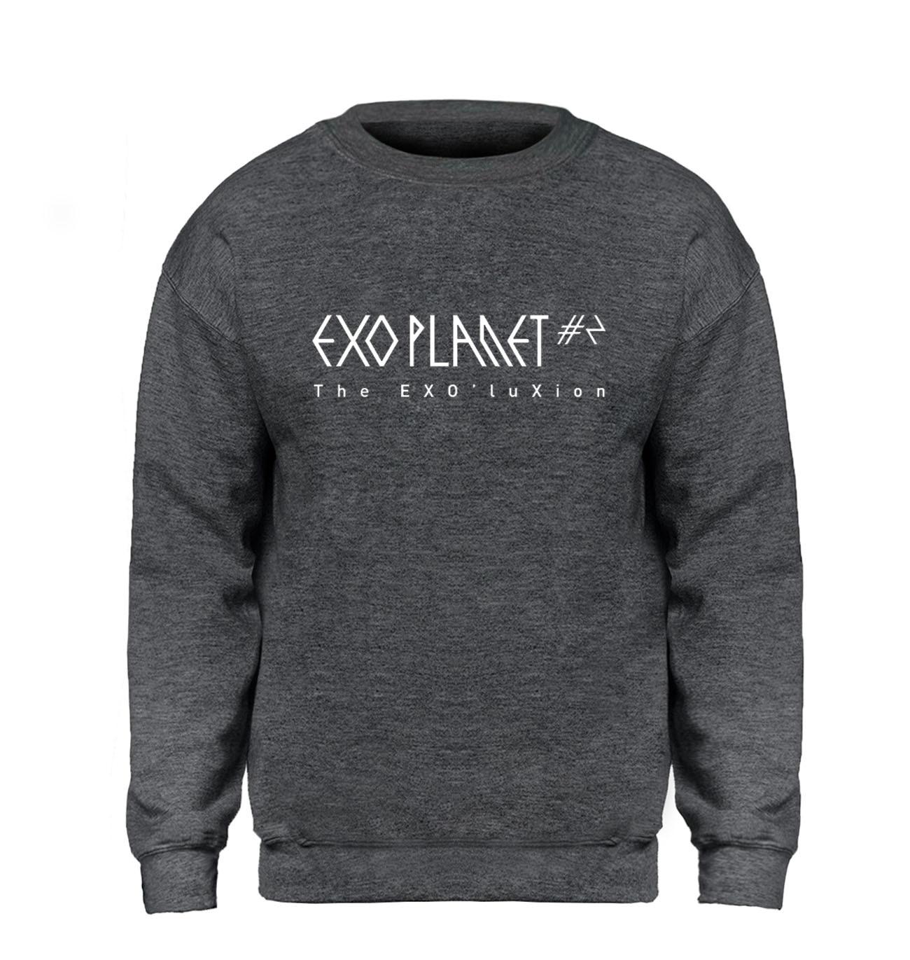 Punk Rock Music Sweatshirt Men Hip Hop Hoodie Sweatshirts Winter Autumn Fleece Warm Korean Hipster Black Gray Brand Streetwear