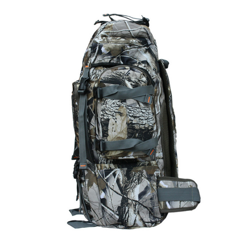 Super Large 60L Camping Tactical Bag Rucksack Hunting Backpack Mochila Camouflage Bag Military Large Capacity Camping Bag 70l outdoor mountaineering bag large capacity tactical bag military backpack camouflage molle backpack hunting camping rucksack
