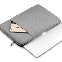 Nylon Laptop Sleeve Bag Pouch For Macbook Air 11 13 Pro 13 3 15 4 Retina