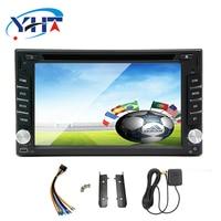 2Din Android 7.1 Autoradio Car DVD Navigation for Volkswagen passat B5 Jetta Golf MK4 Bora Polo Sharan with GPS Bluetooth Radio