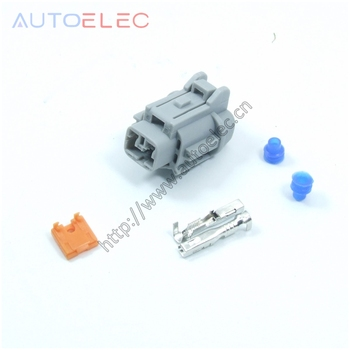 50kit 2Pin way automotive waterproof PBT ABS Speed Sensor wire connector for 47910-2Y000 Wiring harness AMP INFINITI NISSAN