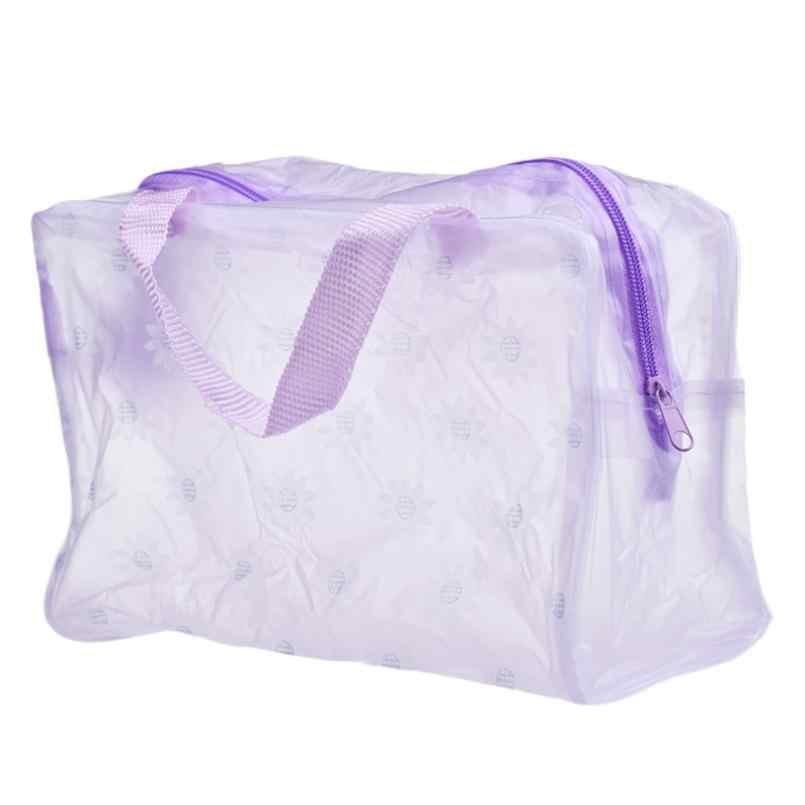 MOLAVE Estojos de Cosméticos Saco Organizador Bolsa de Maquiagem Cosméticos de Higiene Pessoal saco de Lavagem de Viagem escova de Dentes Portátil Estojos de Cosméticos mar22