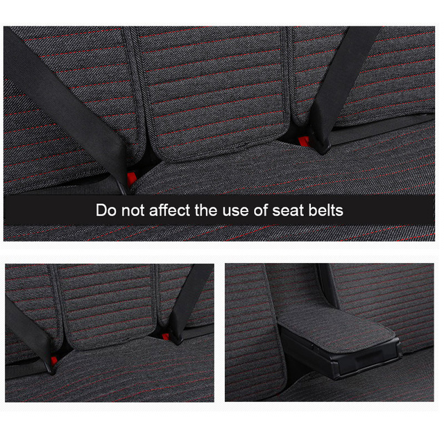 2 pcs cover mat Protect car seat cushion Universal/O SHI CAR seat covers Fit Kia etc.Most Automotive interior, Truck, Suv,or Van