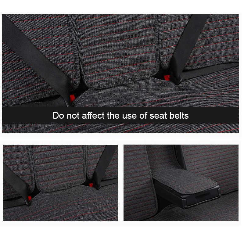 2 pcs mat ปกป้องเบาะรถ Universal/O SHI รถที่นั่งครอบคลุมพอดี Kia ฯลฯส่วนใหญ่ภายในรถยนต์,รถบรรทุก,Suv หรือ Van