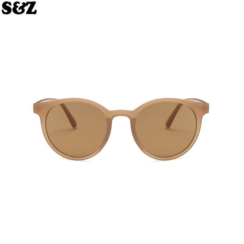 2019 New Popular Summer Sunglasses Fashion Women's And Man Sunglasses Classic Design Retro Feminio Glass 5 Classic Colors
