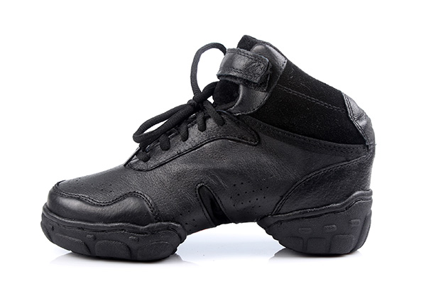 High Quality PigSkin Bright Black Dance Sneakers/Economic Dance Shoes/Exquiste Dance Shoes abhaya kumar naik socio economic impact of industrialisation