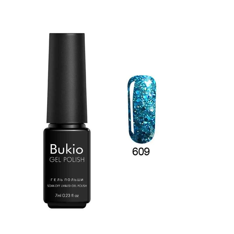 Bukio נייל פריימר 3D יהלומי 7 ml סט של ג 'ל לכות חצי קבוע אמיילי Uv Led מנורת הכל עבור מניקור