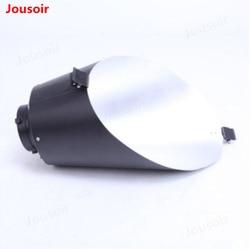 Zagęszczony i ukośne maska fotografia ukośne maska do podświetlania styl control światła w tle abażur CD50 T06