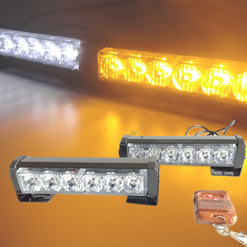 Wireless Control 12V Strobe Warning Light Car Truck Flashing Firemen LED Police Lights Fishing Boats Forklift Clearance Light цена и фото