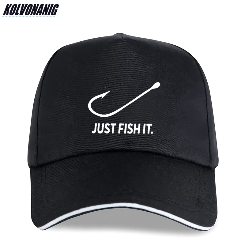 Baseball-Caps Trucker-Cap Fisher Adjustable Snapback Funny Sun-Hats Men's Print Cotton