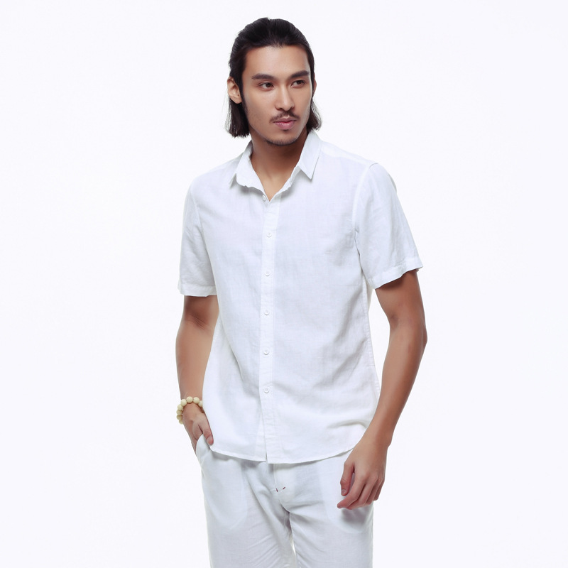 Find mens short sleeve linen shirt at ShopStyle. Shop the latest collection of mens short sleeve linen shirt from the most popular stores - all in one.