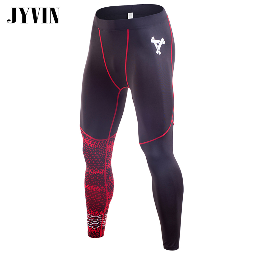 Men Sports Running Compression Pants Tights Leggings Fitness Sportswear Long Trousers Gym Training Pants Skinny Leggins HombreMen Sports Running Compression Pants Tights Leggings Fitness Sportswear Long Trousers Gym Training Pants Skinny Leggins Hombre