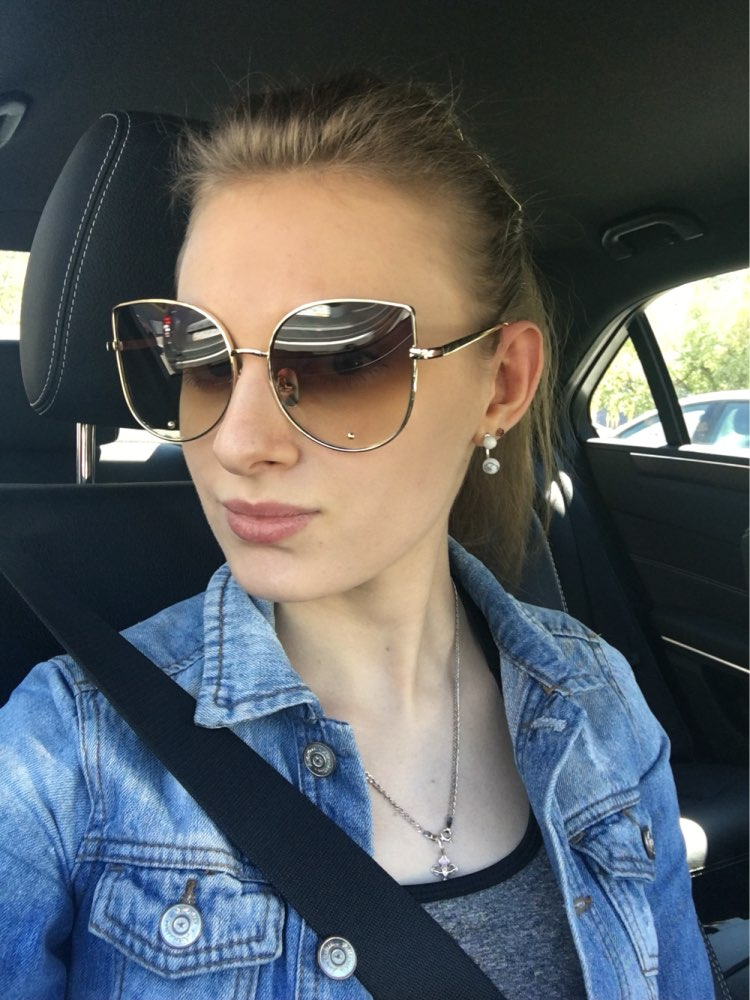 Hot 2017 Fashion Sunglass Luxury Ladies Butterfly Designer Brand Sunglasses Women Alloy Sun Glasses Oculos De Sol Feminino 058 1