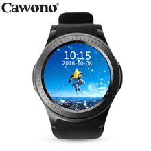 Cawono CA07 3G Android Phone Smart Watch Smartphone Smartwatch 8GB MTK6580 Quad Core IPS WCDMA GPS