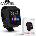 Moda bluetooth smart watch homens mulheres esporte relógios digitais para iphone ios android electronic device wearable