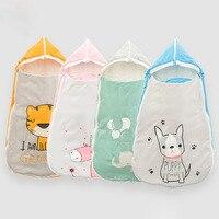 Newborn Cocoon Baby Cocoon Envelopes For Newborns Baby Sleeping Bag Cartoon Embroidered Diaper Cocoon Spring Baby Sleepsacks