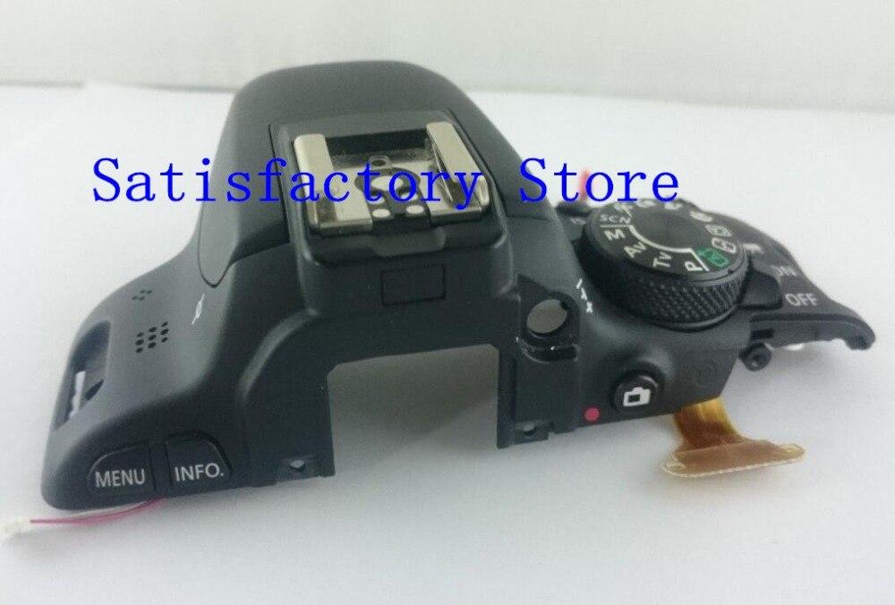 NEW 100D Open Unit For Canon 100D Top Cover Unit Replacement Authentic DSLR Camera Parts