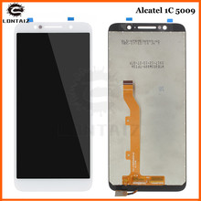 For Alcatel 1C 5009 5009D LCD Display Touch Screen Digitizer Glass Assembly + Free Tools