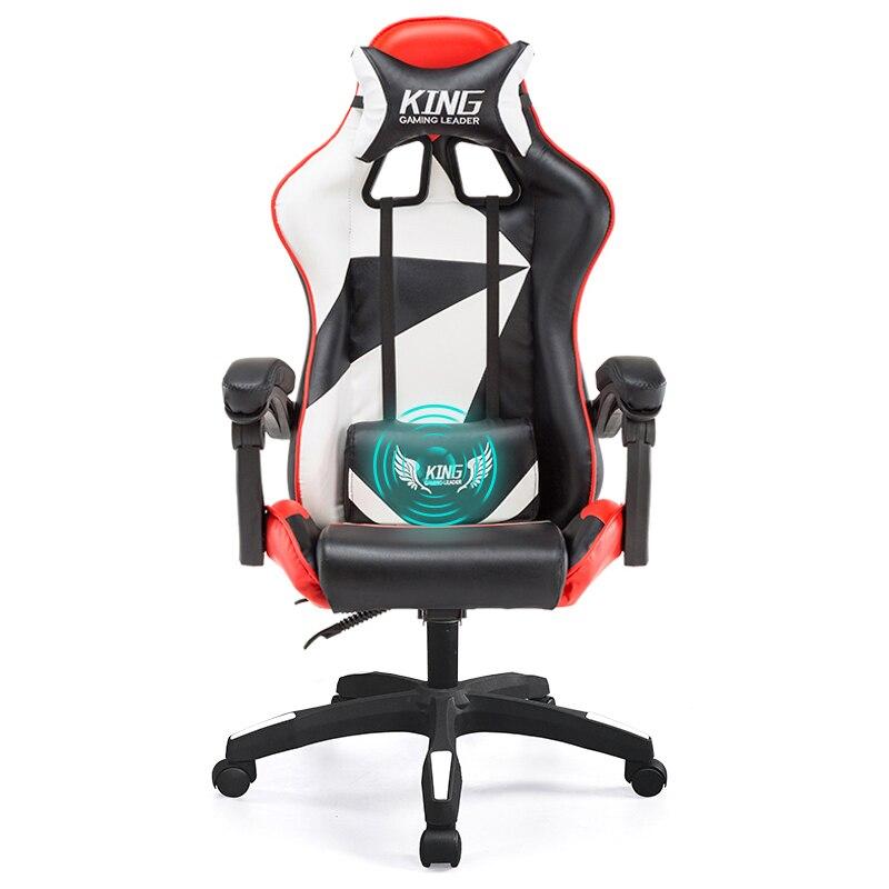 Professionnel Chaise D'ordinateur LOL Internet Cafés Sports Course Chaise WCG Lecture Gaming Chaise Chaise de Bureau