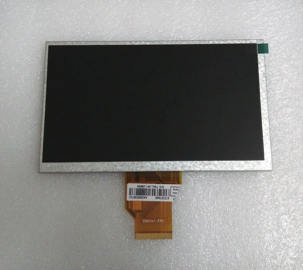New 7 Inch Replacement LCD Display Screen For DNS AirTab E74 tablet PC Free shipping