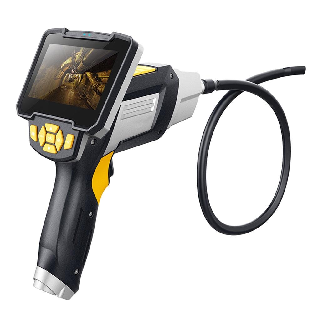 Endoscope Visual Endoscope Portable Ear Spoon Borescope