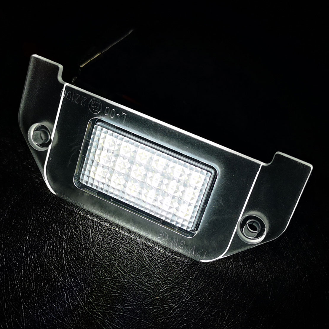 18 LED Car White Number License Plate Light Lamp Fit for <font><b>Dodge</b></font> <font><b>Charger</b></font> Challenger Dart Avenger Magnum image
