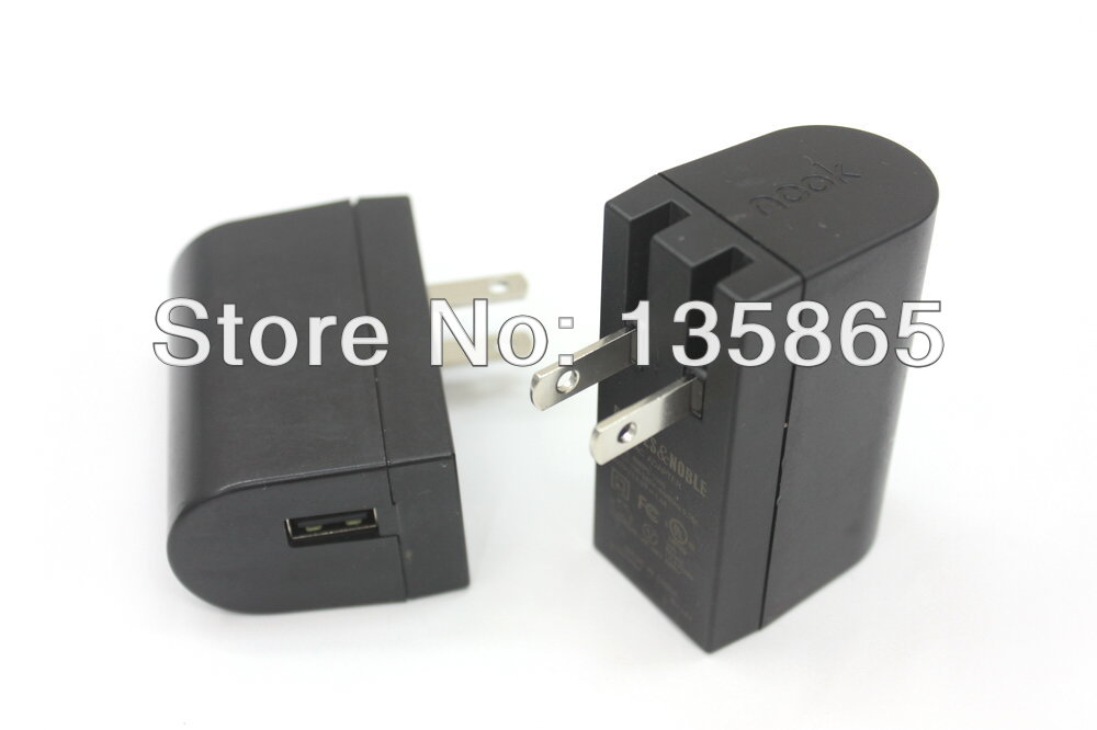 Used Items Genuine BNRP5-1900 5V 1.9A USB Power Supply AC Adapter for Barnes&Noble Nook  ...