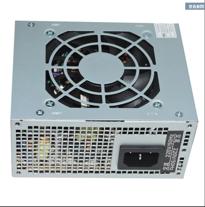free ship ,350w pc power supply DPS-350JB FLEX small 1U psu Small chassis power supply small 100