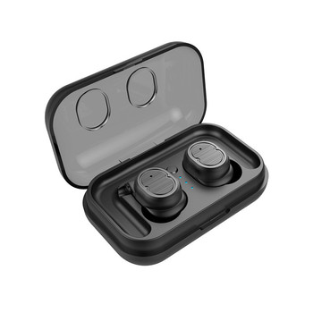 Tws-8 Bluetooth 5.0 Wireless HD HIFI Ears Invisible Ear Plugs Leisure Entertainment Fitness Noise Reduction Bluetooth Headset