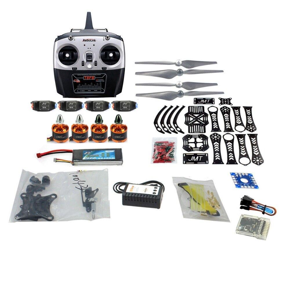 F14892-I DIY RC Drone Quadrocopter RTF X4M360L Frame Kit QQ Super 8CH TX GimbalF14892-I DIY RC Drone Quadrocopter RTF X4M360L Frame Kit QQ Super 8CH TX Gimbal