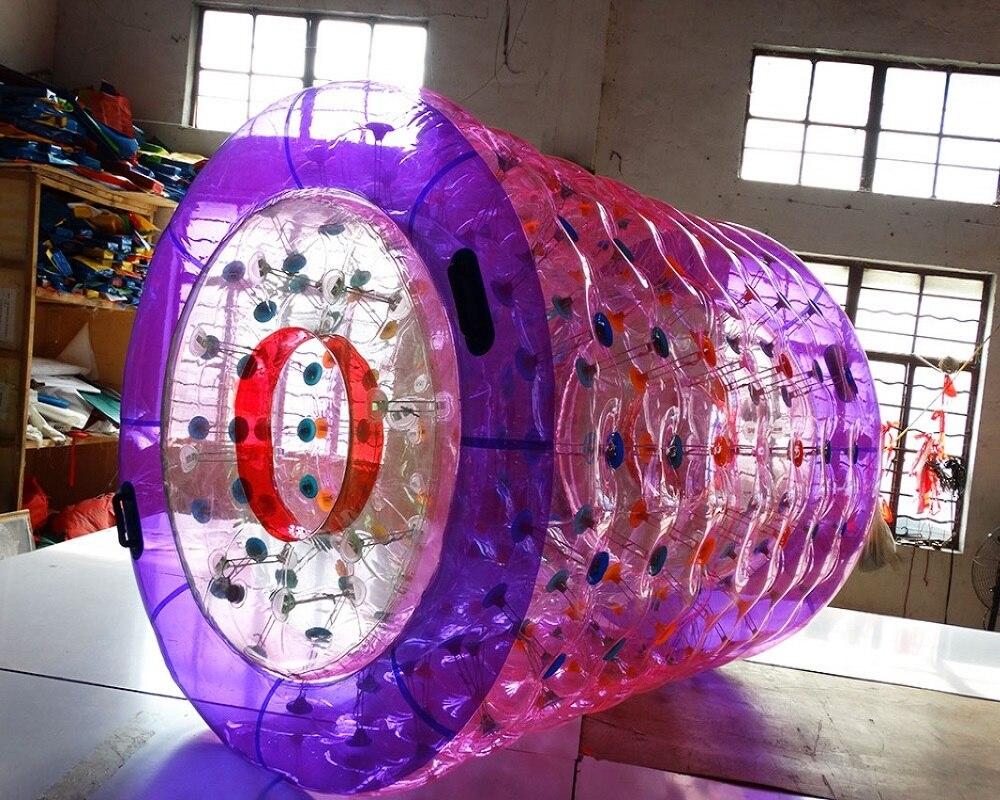 Boule gonflable de marche de l'eau boule d'eau de rouleau de l'eau boule humaine de hamster - 5