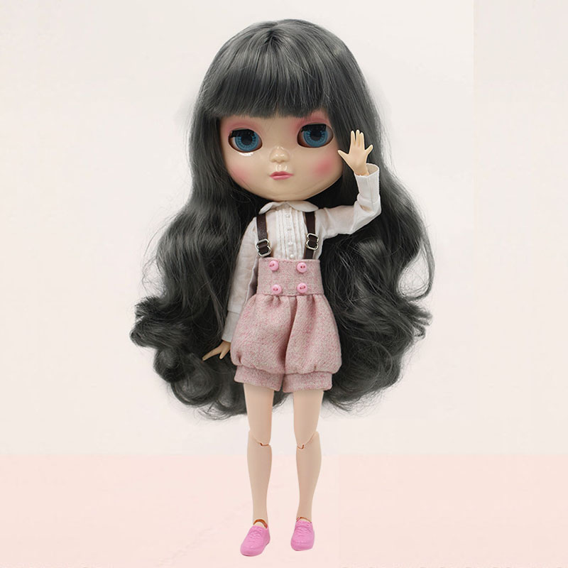 Change Clothes Make Up 4 Moved Eyes BJD Dolls 19 Joint Body DIY Blyth Doll тушь make up factory make up factory ma120lwhdr04