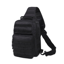 New tactical waterproof harness bag small military Range Rover shoulder with hidden handbag chest magic paste
