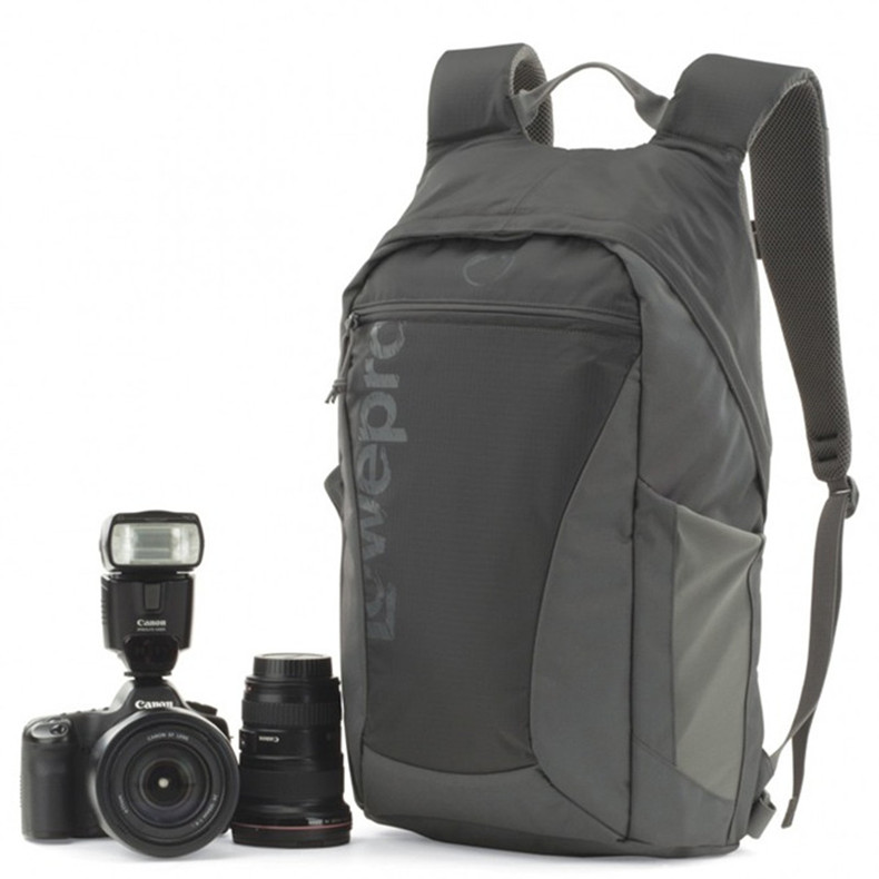 Free Shipping NEW Lowepro Photo Hatchback 22L AW DSLR Camera Bag Daypack Backpack with All Weather Cover lowepro genuine pro runner 450 aw urban inspired photo camera bag digital slr laptop 17 backpack for photojournalists