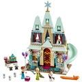 519 unids Amigo Arendelle Ladrillos Juegos de Bloques de Construcción del Castillo Princesa Anna Olaf juguetes Compatible Lepin Amigos Para Niña