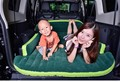universal  fast shipping  SUV Inflatable Mattress With Air Pump Travel Camping  Car Back Seat Sleeping Rest Mattress Car Sex Bed