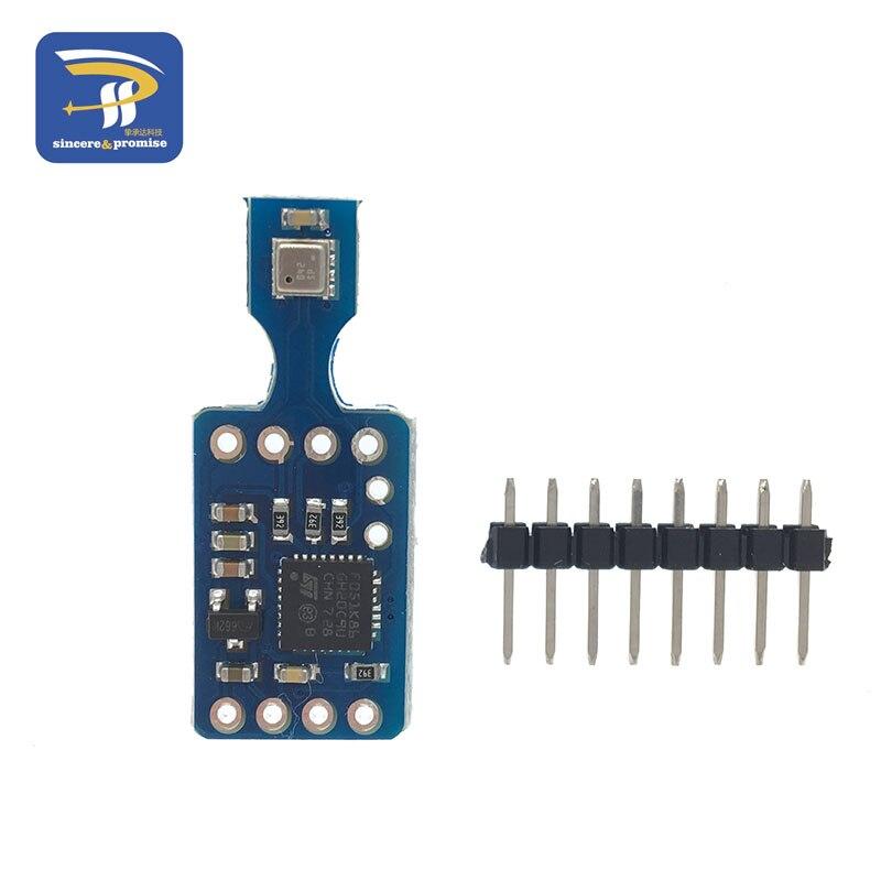 Image 3 - GY MCU680V1 BME680 температура и влажность давление воздуха в помещении качество воздуха IQ MCU680 модуль датчика-in Интегральные схемы from Электронные компоненты и принадлежности on AliExpress
