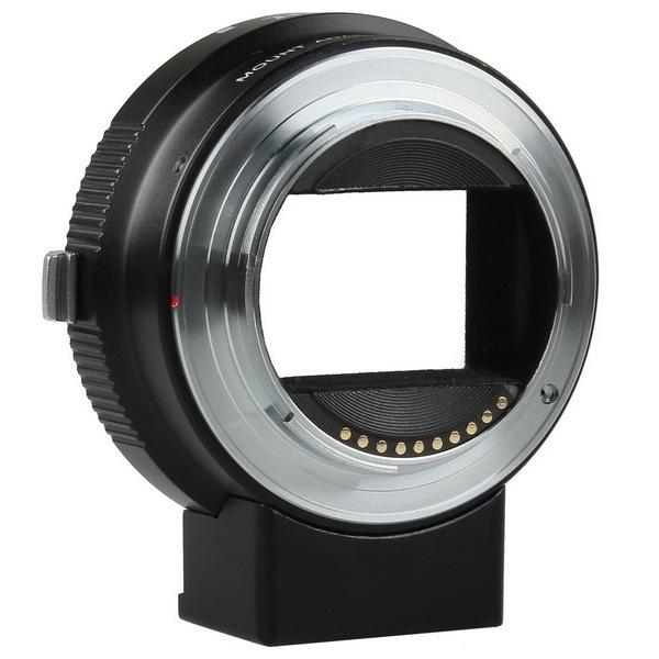 Auto Foco AF para Canon EOS EF Lens para a Câmera para Sony Alpha A7/A7R NEX-5 NEX-T5 E-montar